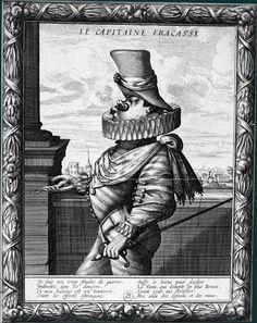 The Fracasse Captain (c. 1635)