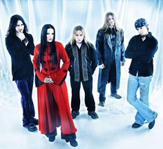 Nightwish.  (With Tarja, of course.  That Amy Lee wannabe they have fronting the band now can suck it.)