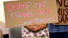 A federal appeals court on Friday dismissed Hawaii's attempt to challenge the rules created by the Trump administration for its travel ban on citizens from six majority-Muslim countries.  The state asked the 9th U.S. Circuit Court of Appeals for an order saying the government could not... - #Appeals, #Ban, #Court, #Refuses, #TopStories, #Travel, #Trump, #Weigh
