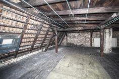 #Poddasze, #slkamienice #townhouse #familok #śląsk #silesia #nieruchomosci #attic