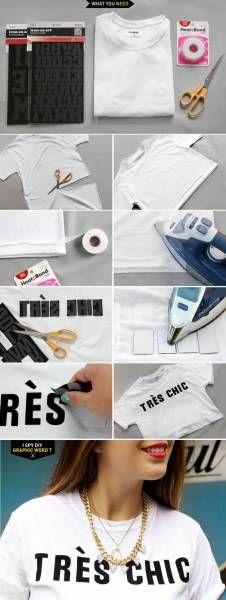 4 DIY accessoires mode