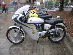Bultaco Metralla carenada
