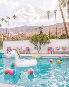 Pretty in Pink Palm Springs Acme House Company, Laura Lily Travel Blog,