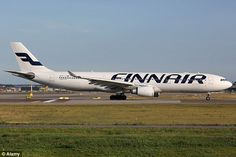 Come fry with me: Finnair is using recycled cooking oil to power a flight from Helsinki to New York