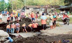 Christmas typhoon threatens Philippine capital