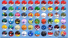 Check out this item in my Etsy shop https://www.etsy.com/uk/listing/514589875/custom-pokeball-crochet-pokeball-pokemon