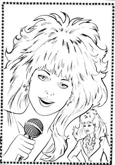 25 Jem Coloring Pages Ideas Coloring Pages Jem And The Holograms 80s Coloring
