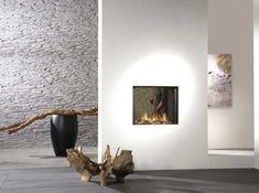 Sculptural  #Chimeneas  #Fireplace  #decor #living #salón
