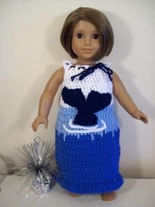 nighties ag doll 18""
