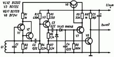 UNIVERSAL LC OSCILLATOR This oscillator is designed to be used in measurement circuits. An important advantage of this oscillator is that in this circuit can be used a resonant circuit with almost any ratio of L/C. Diy Electronics, Electronics Projects, Arduino, Circuit Diagram, Being Used, Self, Activities, Tools, Audio Amplifier