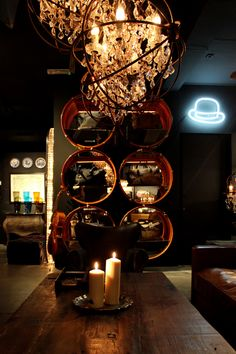 Timothy Oulton flagship store in Amsterdam /// More on Interiorator.com