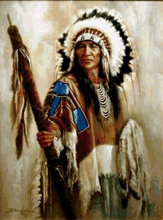 ShinySun Through my eyes cross stitch pattern native american Native American Paintings, Native American Pictures, Indian Pictures, Native American Artists, Native American History, Indian Paintings, Native Indian, Native Art, West Art