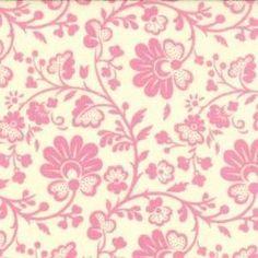 1 Half Metre Length Gypsy Girl Fabric - Candy Floss Pink (11466 18) | eBay