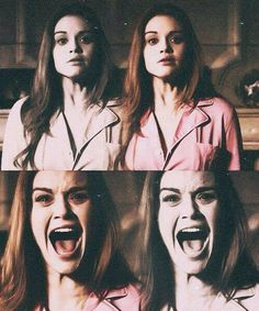 """Lydia would never run and hide."""