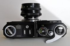 "Nikon S3 ""Olympic"" & 50mm f1.4 ""Olympic"" lens | Flickr: partage de photos!"