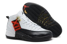 """cb4d6661600caf Find Mens Air Jordan 12 Retro """"Taxi"""" White Black-Taxi For Sale Cheap To Buy  online or in Pumafenty. Shop Top Brands and the latest styles Mens Air  Jordan 12 ..."""