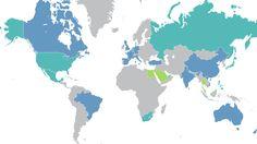 Expat Explorer tool - compare countries