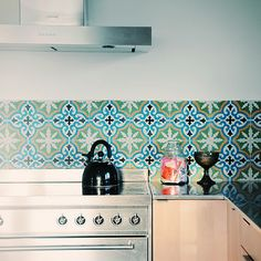 Kitchen tiles - maybe these ones for us?