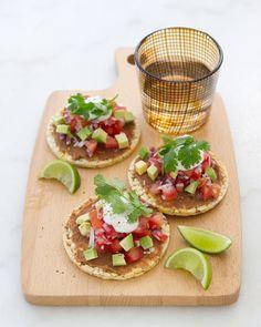 michelle bridges vegetarian taco thins - my fav lunch