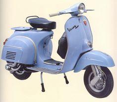 Vespa 150 Super (VBC1), 1965-1979
