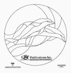 Patrón Gratuito Dolphi Panel Biselado