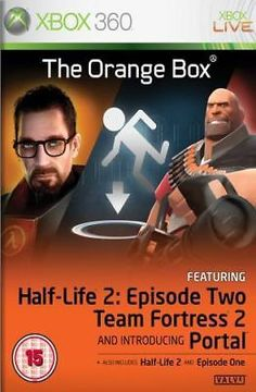 THE ORANGE BOX - FEATURING: HALF-LIFE 2: EPISODE 2 - TEAM FORTRESS AND PORTAL