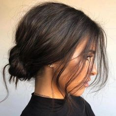 Balayage Brown Hair Check out some of the best balayage brown hair looks, includ. - Balayage Brown Hair Check out some of the best balayage brown hair looks, including the soft and na - Curly Hair Styles, Medium Hair Styles, Balayage Color Castaño, Ombre Highlights, Brown Balayage, Caramel Highlights, Partial Highlights, Braided Hairstyles, Cool Hairstyles