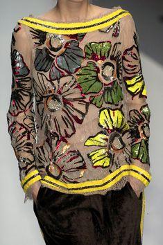Blumarine at Milan Fashion Week Spring 2008 - Livingly