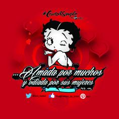 Amada por muchos, odiada por sus mujeres Dame Banda #Quotes #Frases #DesingByNzo #MásAmorMenosDrama #Crudo&Simple