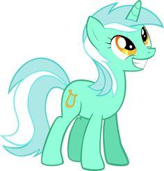 Lyra Heartstrings by Vector-Brony on DeviantArt My Little Pony Characters, Mlp Characters, Mlp My Little Pony, My Little Pony Friendship, Mlp Unicorn, Lyra Heartstrings, Vinyl Scratch, Imagenes My Little Pony, My Little Pony Merchandise