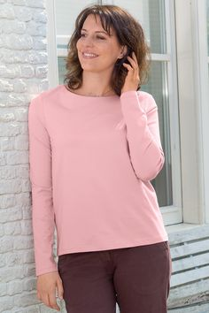 Shirt mit Passe Ruffle Blouse, Shirts, Tops, Women, Fashion, Hemp, Long Sleeve, Linen Fabric, Cotton