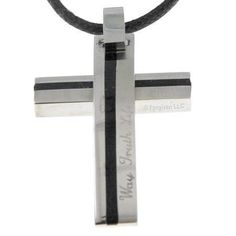 Way Truth Life, Cross Necklace