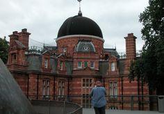 Old Observatory Building, Greenwich  London UK June 2011