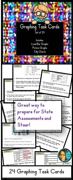 Task cards are an awesome resource to have in the classroom. They are a great way to prepare for state testing like Staar in TX. They can also be used as a Math center, as a review, for early finishers and in small group.