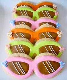 sunglasse Cookies