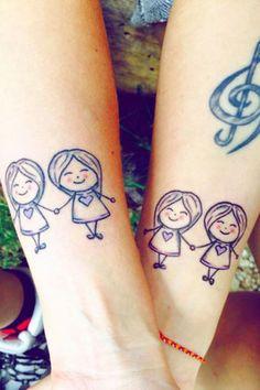 100 idées de tatouages à partager avec sa sœur