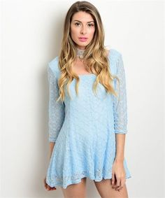 Lace Flouncy Romper (2 Colors)