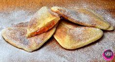 FITT Lekváros háromszög 4db - NAGYON JÓ Paleo Dessert, Bread, Snacks, Healthy, Desserts, Recipes, Food, Tailgate Desserts, Appetizers