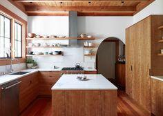 Kitchen of the Week: Aya Brackett's Hippie House Update in Oakland - Remodelista