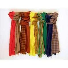 Ladies Scarf - Multicolored Ladies Scarf, Printed Scarf, Tie Dye Scarf and Designer Scarves Manufacturer & Exporter from New Delhi, India