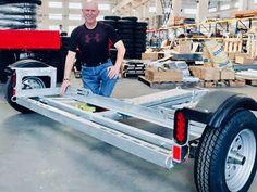 Hidden Gun Storage, Mobile Workshop, Aluminum Trailer, Trailer Plans, Mini Clubman, Utility Trailer, 2019 Ford, Ford Transit, Trucks