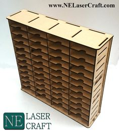 NE Laser - Large Ink Stand (Holds 48) Tim Holtz sized ink pads