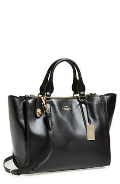 12fd698992 COACH  Crosby  Tote available at  Nordstrom Taschen