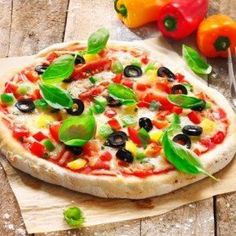 Hypothyroidism Diet Recipes - Budwig Diet Recipes – Main Courses - Get the Entire Hypothyroidism Revolution System Today Pizza Vegana, Famous Italian Food, Sauce Tomate Pizza, Italian Dining, Hypothyroidism Diet, Cancer Fighting Foods, Food Photo, Fresco, Ideas