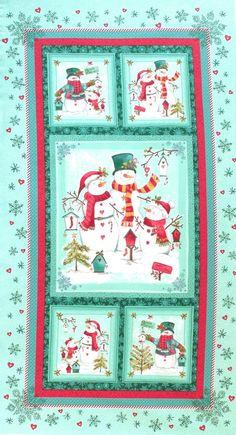 Marcus Fabrics - Heidi Pridemore 'Frosty'n Fun' Bildgröße 60 cm x 110 cm we-233-01-6077 https://planet-patchwork.de/de/article/kp/25555/3/