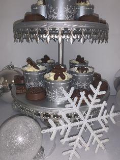Christmas Cupcakes, Home Decor, Christmas Biscuits, Decoration Home, Room Decor, Home Interior Design, Home Decoration, Interior Design