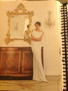 SMcP Cream Gown = Timeless Glamour Elegant Gowns, Gowns Of Elegance, Cream Dresses, Glamour, Children, Holiday, Cards, Painting, Fashion