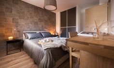 Chambre design et moderne #luxe