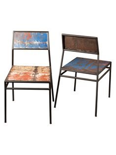Tevis Chairs (Set of 2) from Everything Under $500: Furniture on Gilt