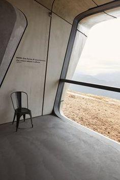 MMM Corones, Bolzano, 2015 - Zaha Hadid Architects